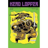 Head Lopper #10 Main Cover Maclean Image Comic 1st Print 2018 NM