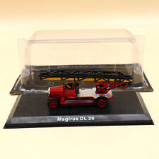 Atlas Magirus DL 26 Fire Engine 1/72 Diecast Models Limited Edition Collection