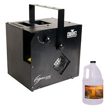 Chauvet Hurricane Haze 2D DMX Haze/Smoke Machine + Timer Remote + Fluid