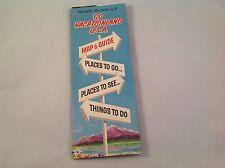VTG Vintage 1965 Rand McNally R J Reynolds Go Vacationland USA Map Pamphlet
