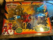 Power Rangers Jungle Fury Transforming Jungle Pride Megazord Set Almost Complete