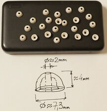 Ceramic insulator, 50 pcs.