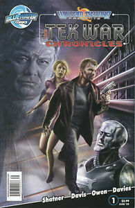Bluewater Comics The Tek War Chronicles #1 of 8 (Cover A) 2009 Fine