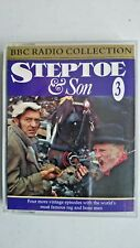 Steptoe and Son Volume 3 Without Prejedice  BBC Radio Collection 2 x Cassettes