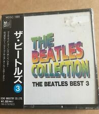The Beatles Collection, The Beatles Best 3 Minidisc MD Minidisk Rare Brand New