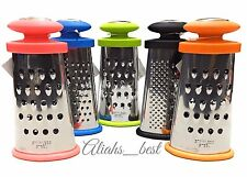 Apollo Splash Mini Grater Nutmeg Stainless Steel Kitchen Handheld Tool - Colours