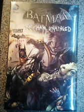 Batman - Arkham Unhinged - Hardcover (DC Comics)
