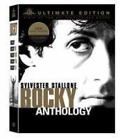 Rocky 1 + 2 + 3 + 4 + 5 (DVD : 6 DISC) Sylvester Stallone - 3 BONUS HOURS -REG 4