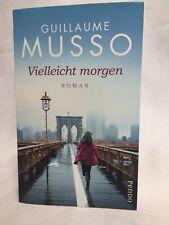 Vielleicht morgen von Guillaume Musso Roman Bestseller Taschenbuch Frauen