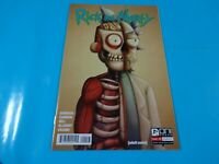 Rick and Morty 3rd print  comics Oni #2 Nice Comic book
