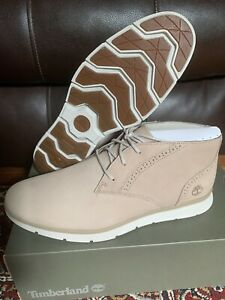 Timberland Mens Chukka Boot Shoes TB0A1ND8 New In Box Size 10.5 Men's