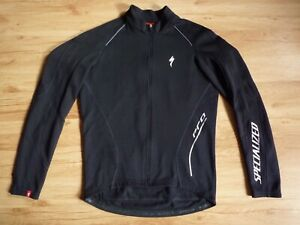 Specialized Pro Long Sleeve Full Zip Cycling Jersey Size Large