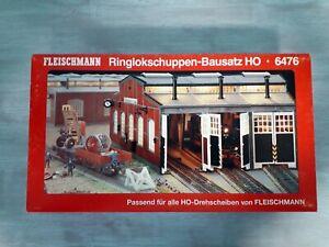 Fleischmann / 6476 / Rimessa Circolare per Locomotive / Kit / Scala 1:87