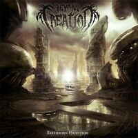 BEYOND CREATION - EARTHBORN EVOLUTION  CD NEU