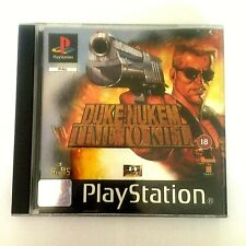 Duke Nukem, Time To Kill, PlayStation 1 (PS1) (18+) - 5026555190862