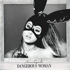 ARIANA GRANDE DANGEROUS WOMAN CD ALBUM (Released May 20th 2016)