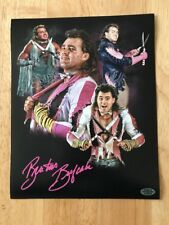 BRUTUS THE BARBER BEEFCAKE WWE WWF SIGNED 8x10 PHOTO AUTOGRAPH With Hologram COA