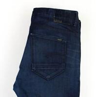G-star Crudo Uomo Arc 3D Affusolato Jeans Taglia W29 L30 ADZ436