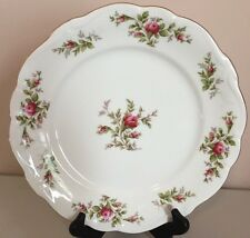 "Johann Haviland Moss Rose Dinner Plate 10"" Bavaria Germany"