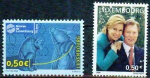LUXEMBOURG – 2004-2006   – MINI COLL.  – VF  **