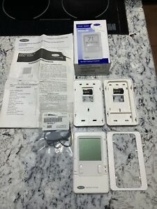Carrier Infinity Control SYSTXCCUID01 Programmable Digital Thermostat