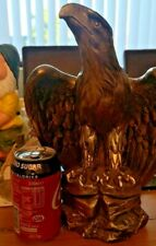 Large Eagle Latex Mold Mould Home Decor Ornaments Crafts Christmas Gift