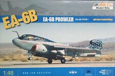 Kinetic 1/48 K48022 Grumman EA-6B Prowler  Model kit