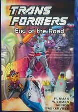 TRANSFORMERS :END OF THE ROAD TPB (#75-80) 1st Printing