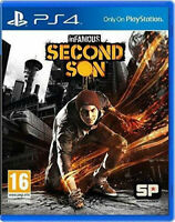 InFamous Second Son - Jeu Playstation 4 / PS4 - Neuf / Scellé - FR