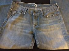7 For all Mankind Womens 30 Boot Cut