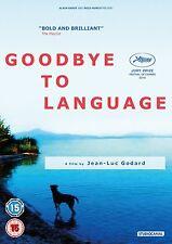 GOODBYE TO LANGUAGE di Jean Luc Godard DVD in Francese NEW PRENOTAZ. SPEC.PRICE
