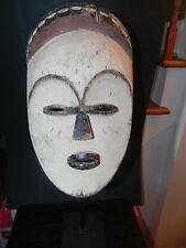 "Arts of Africa - Fang Mask - Gabon - 15"" X 9.5"" Collectors"