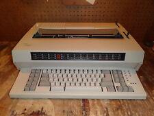 IBM Wheelwriter 3000 Office Grade Typewriter *REFURB* warranty