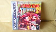 Donkey Kong country 2 gameboy advance gba PAL italiano nuovo