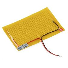 Heating Pad 5x10cm - Wearable electric heating pad E-textiles SparkFun COM-11288