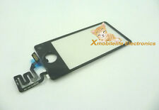 Black Touch Digitizer Glass Screen Home Button Key Flex for iPod Nano 7th Gen