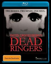 NEW Dead Ringers ( 1988 ) [ Blu-Ray, Reg.A/B/C Import - Australia ] (Blu-ray)