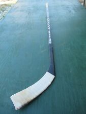 "Vintage Wooden 57"" Long Hockey Stick SHER-WOOD PMPX 9950"