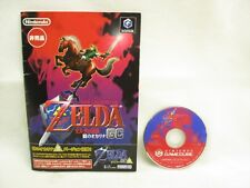 THE LEGEND OF ZELDA Ocarina GC ref/088 Game Cube Nintendo Japan gc