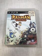 Rayman Origins PS 3 Video Game with Manual Playstation 3