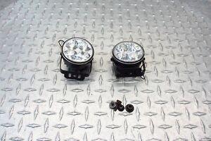 2000 97-04 BMW K1200 K1200LT Front Fog Lights Left Right Aftermarket
