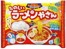 Kracie Ramen kit Happy kitchen popin cookin Japanese DIY making candy kits