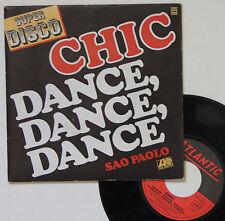 "Vinyle 45T Chic ""Dance, dance, dance"""