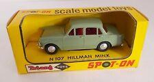 Triang Spot On New Zealand 107 Hillman minx Boxed missing assitate film on box