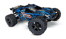 Traxxas Rustler 4x4 Electric RTR Truck w/ ESC 2.4Ghz Battery/Charger TRA670641