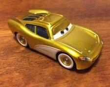 Disney Pixar Cars- Ransburg Gold Cruisin Lightning McQueen.
