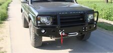 Land Rover Discovery td5 FRONT STEEL BUMPER WINCH OFF -ROAD