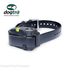 Dogtra Small Dog No Bark Dog Collar Black for dogs 10 lbs. and up YS200