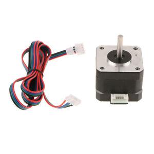 Stepper Motors Nema 17 SL42STH40-1684A for CNC Reprap 3D Printer 78oz 1.8A