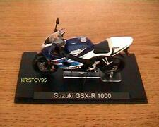MOTO BIKE SUZUKI GSX-R 1000 1/24 IXO ALTAYA NEW DEUX ROUES